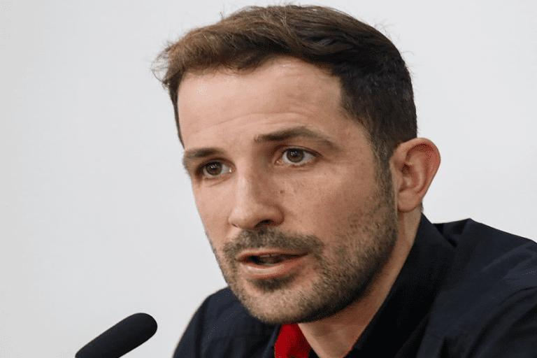 """Agustín Lleida: """"En liga menor somos el club más competitivo del país"""""""