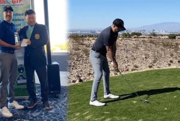 Golfista tico Alejandro Duque se coronó campeón en un importante torneo en Estados Unidos