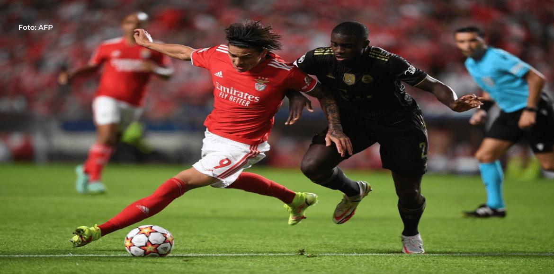 Bayern de Múnich mantiene el modo aplanadora ante el Benfica