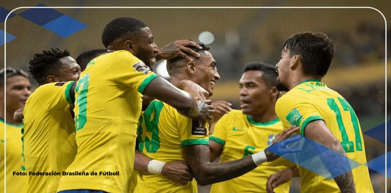 Brasil vence Uruguay sin discusión