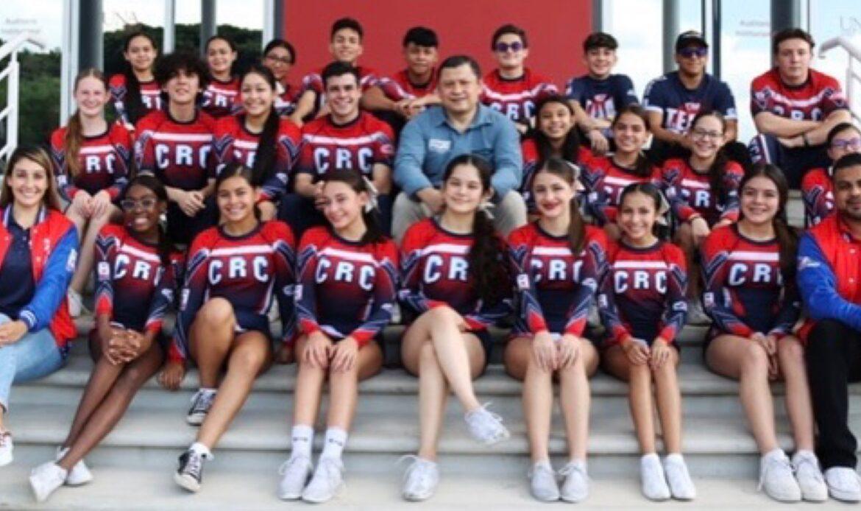 Selección de Costa Rica Junior Advance logra histórica medalla de plata en Mundial de Porrismo