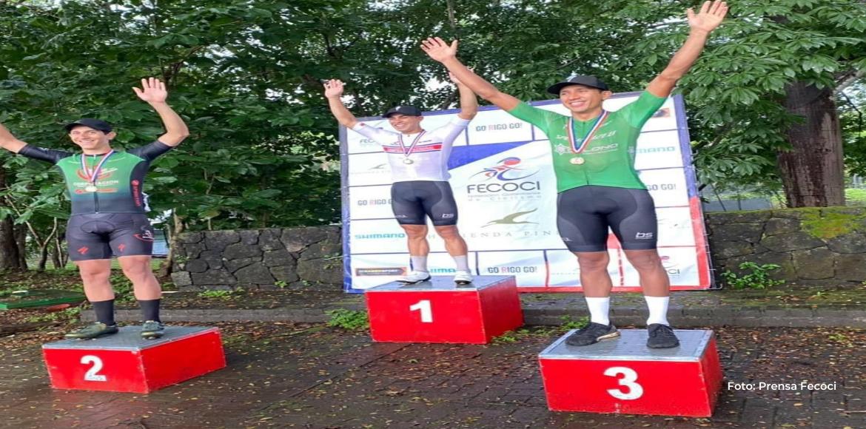 Ciclismo coronó a sus nuevos campeones de ruta en Hacienda Pinilla
