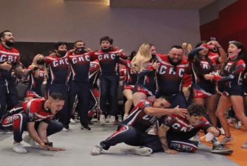 Costa Rica consigue las primeras dos medallas en toda su historia en el Mundial de Porrismo