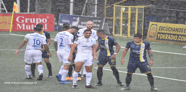 Pérez Zeledón consiguió su segundo triunfo en el torneo tras derrotar a Guadalupe
