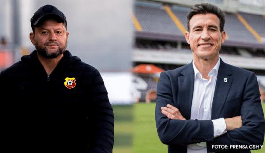 Jafet Soto y Ángel Catalina colaborarán en equipo para la Fedefutbol