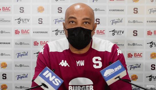 Mauricio Wright se deshizo en elogios para Orlando Sinclair