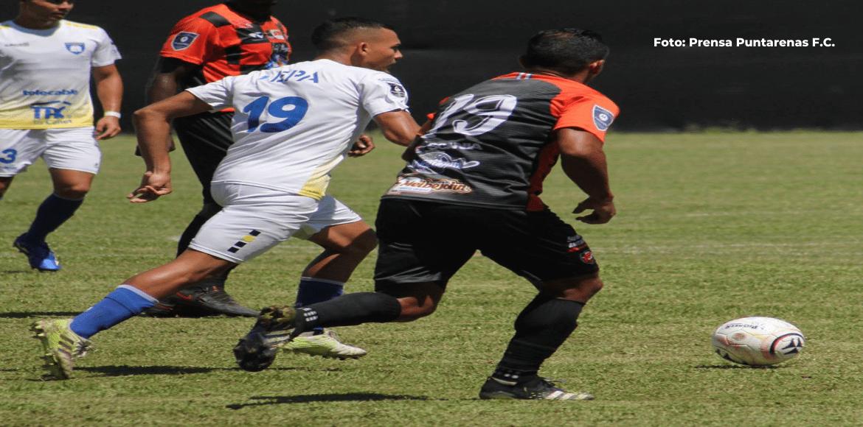 Puntarenas F.C. gana y hunde a Escorpiones