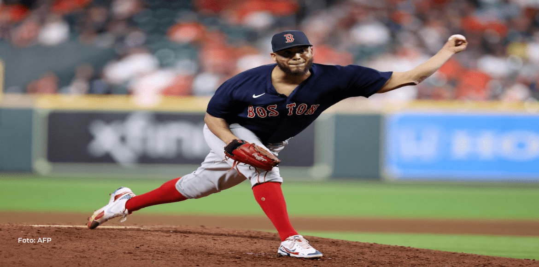Medias Rojas propinan humillante derrota a Astros e igualan Serie de Campeonato 1-1