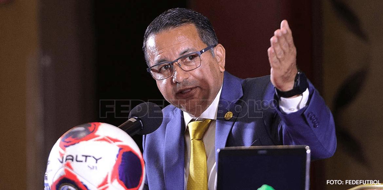 Fedefutbol solicitará préstamo de $3 millones a FIFA