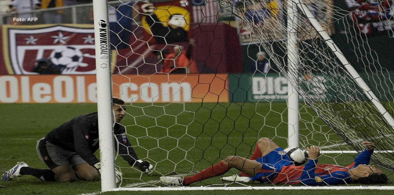 Estados Unidos guarda el recuerdo futbolístico más triste de nuestra historia