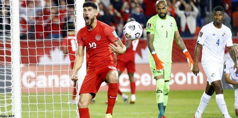 Canadá goleó a Panamá y la sacó de zona de clasificación