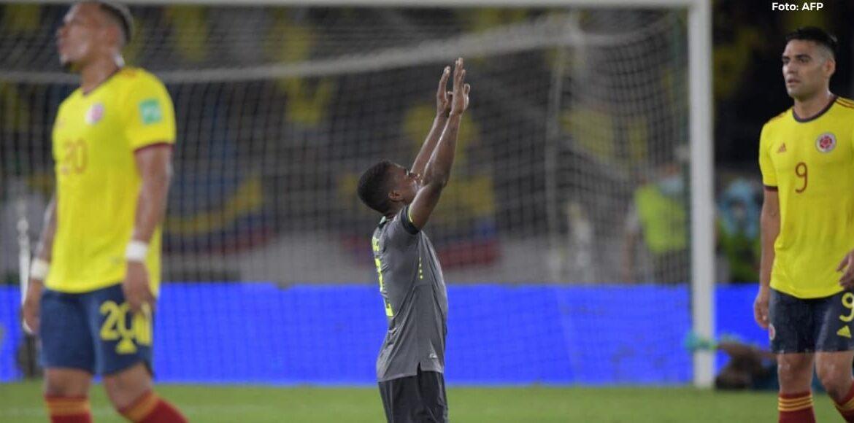Colombia y Ecuador empataron en un juego de locura protagonizado por el VAR