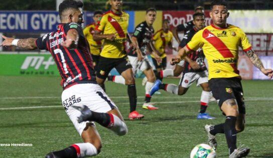 Herediano y Jicaral fueron los clubes más sancionados tras la fecha 16
